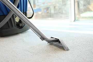 Carpet Steam Cleaning in Silver Spring by Certified Green Team