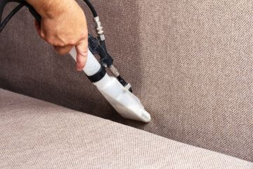 Herndon Sofa Cleaning by Certified Green Team